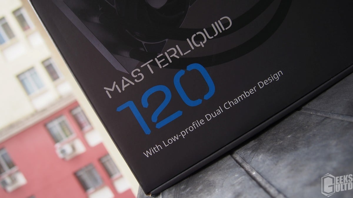 Cooler Master MasterLiquid 120 Review: Hands-Down Amazing! 9