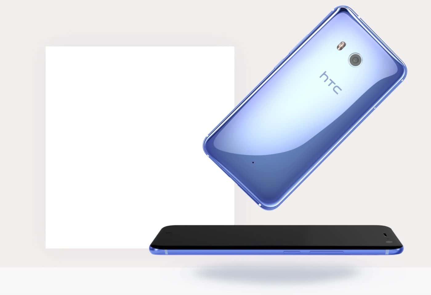HTC Finally Reveals The U11, And It's Shiny Like The U Ultra 3