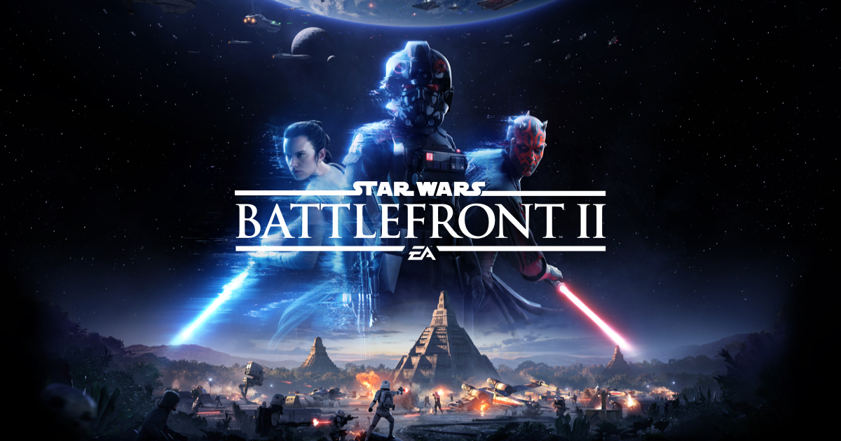 EA Finally Showcases Some More EA Star Wars: Battlefront 2 Gameplay