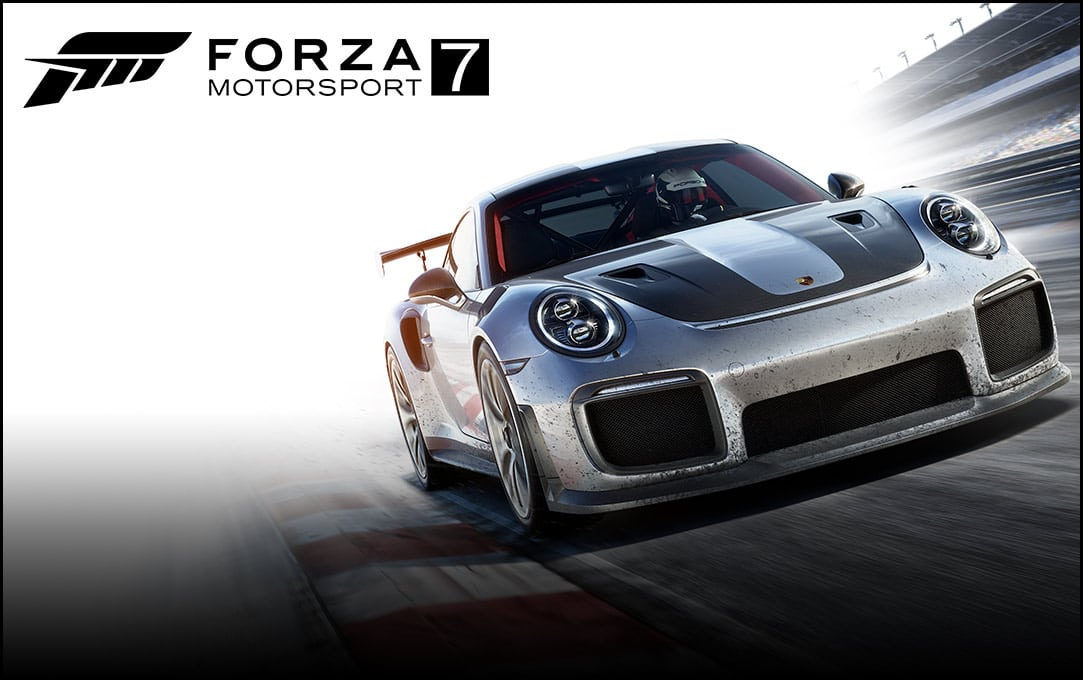 Experience Forza Motorsport 7 On A VRX iMotion Simulator In The UK 1