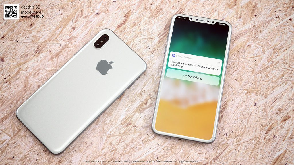 Apple's Unveiling The iPhone 8 Two Weeks From Now 1