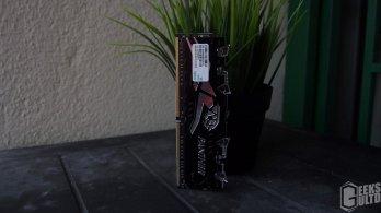 Apacer Panther Rage Illumination 2x8GB DDR4-2400 White LED RAM Review 5