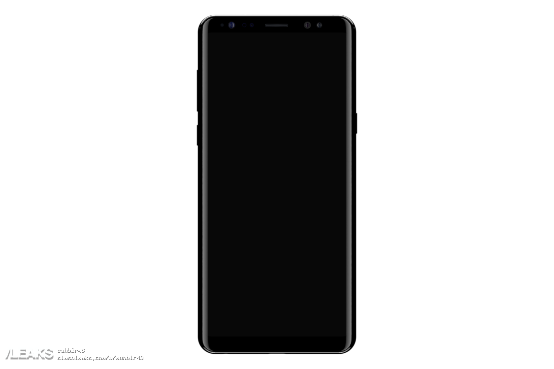 Exynos 9 Teaser Features A Device Reminiscent Of The Upcoming Galaxy Note 8 1