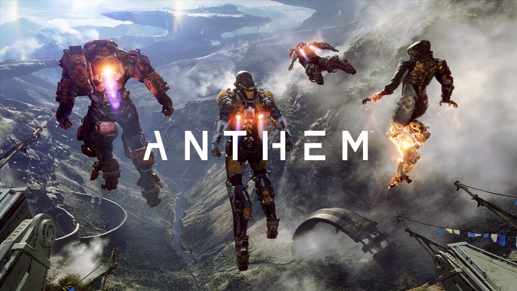 Anthem's PS4 Pro Gameplay Trailer Was Sneakily Edited, It Actually Shows Footage of Xbox One X