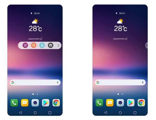 LG V30 Will Use Your Voice Enabled Keywords To Unlock The Smartphone 1