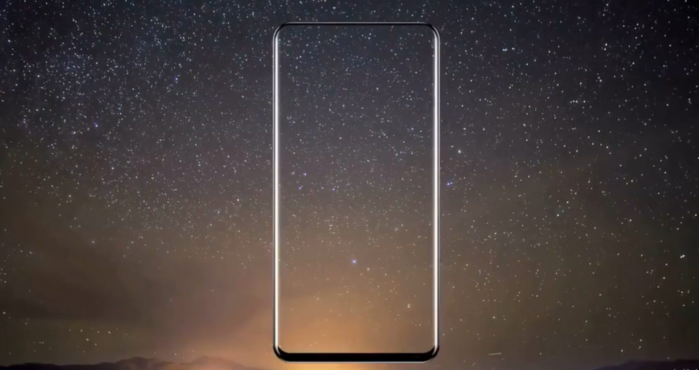 The Xiaomi Mi MiX 2 Concept By World-Renowned Designer Trades Blows With Samsung's Infinity Display 3
