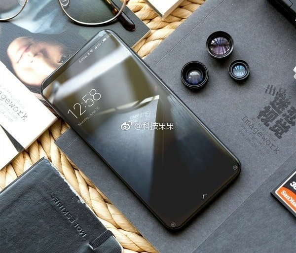 Xiaomi Continues To Tease Their Mi MiX 2 In A GIF, Much Thinner Than The Mi MiX 3