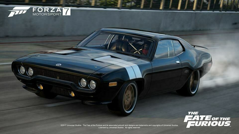 Forza Motorsport 7 Plymouth 1971
