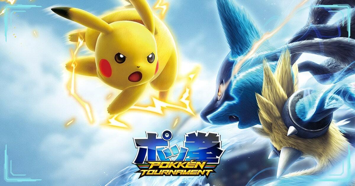 Japan: Pokken Tournament DX Dominates, Followed By Splatoon 2 1