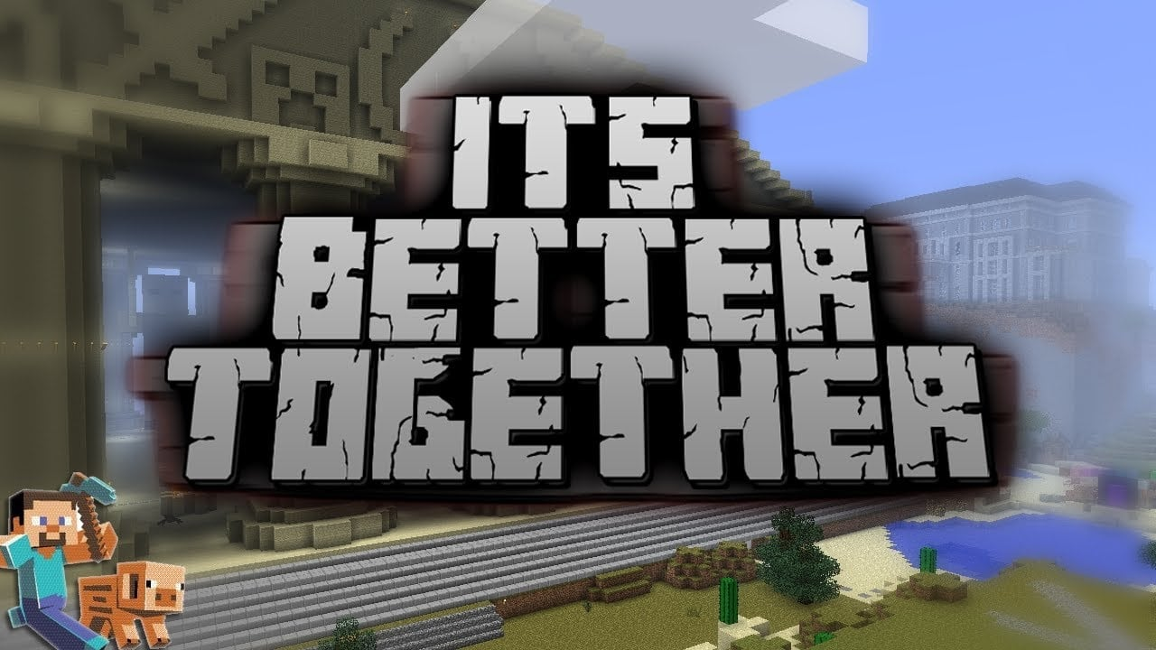Minecrafts New Update Better Together Now Out On Pc Xbox
