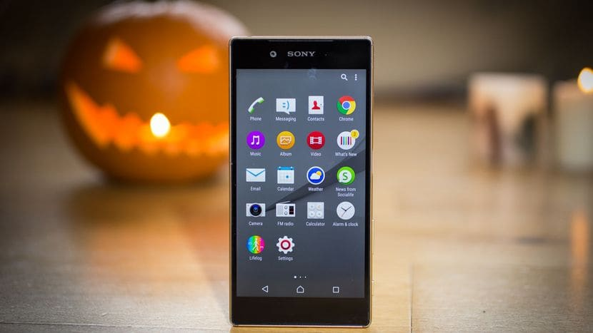 Four Mysterious Sony Smartphones Have Been Leaked On Sony's Website 1