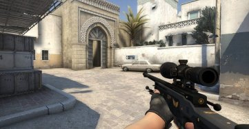 What's New In The New Dust 2 Map? New Boost Spots, Graphics, Sound and Models 26