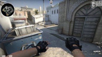 What's New In The New Dust 2 Map? New Boost Spots, Graphics, Sound and Models 17