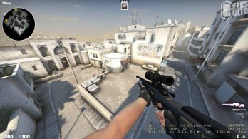What's New In The New Dust 2 Map? New Boost Spots, Graphics, Sound and Models 23