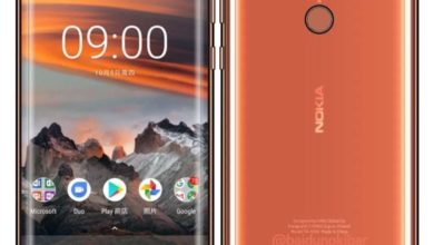 Nokia 9 Image Leak Showcases A Curved Glass Design With Minimized Bezels 9