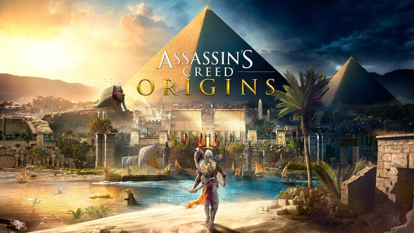 Ubisoft Reveals Assassin's Creed Origins PC System Requirements 1