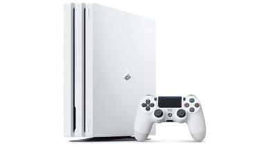 "Amazon Listing Confirms PS4 Pro 1TB ""Glacier White"", Pictures Revealed"