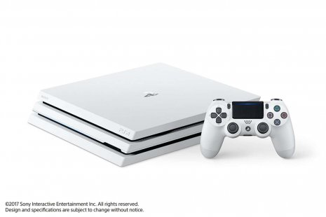 PlayStation 4 Pro Price Permanently Slashed To $349 In Japan - Glacier White Is No Longer Limited Edition. 1