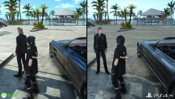 FFXV Brings Graphical Improvements & Issues On The Xbox One X, Major Lags After Sleeping 3