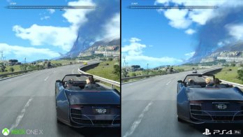 FFXV Brings Graphical Improvements & Issues On The Xbox One X, Major Lags After Sleeping 2