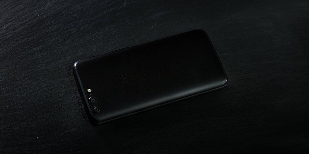 OnePlus 5T Black Back