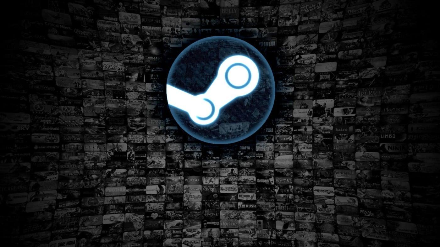 Official Steam Logo
