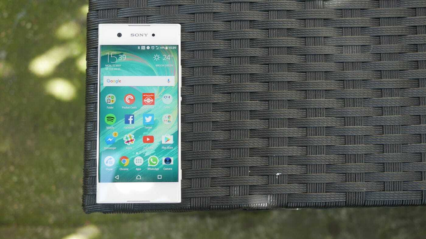 Sony's Working On A Mysterious Device With Dual Selfie Cameras 1
