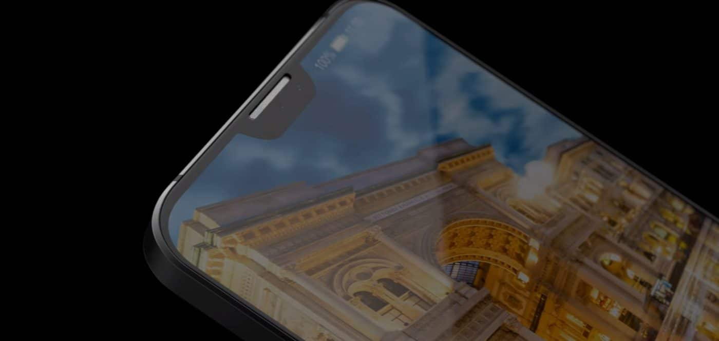 Huawei's P20 / P11 Concepts Look Like An iPhone X and 5S Hybrid 1