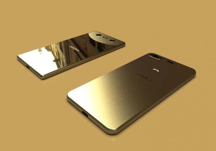 Life-Like Renders Of Sony's 2018 Flagships Appear Online 5