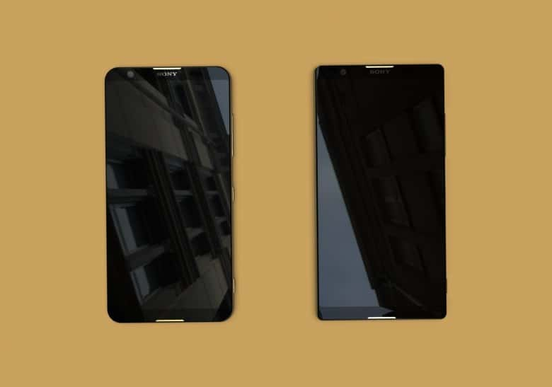 Life-Like Renders Of Sony's 2018 Flagships Appear Online 1