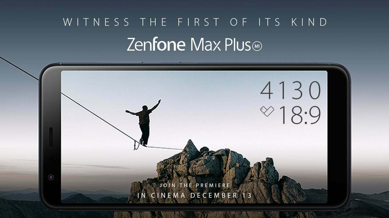 The Zenfone Max Plus M1 Is Official, Asus's Take On Affordable 18:9 Devices 1