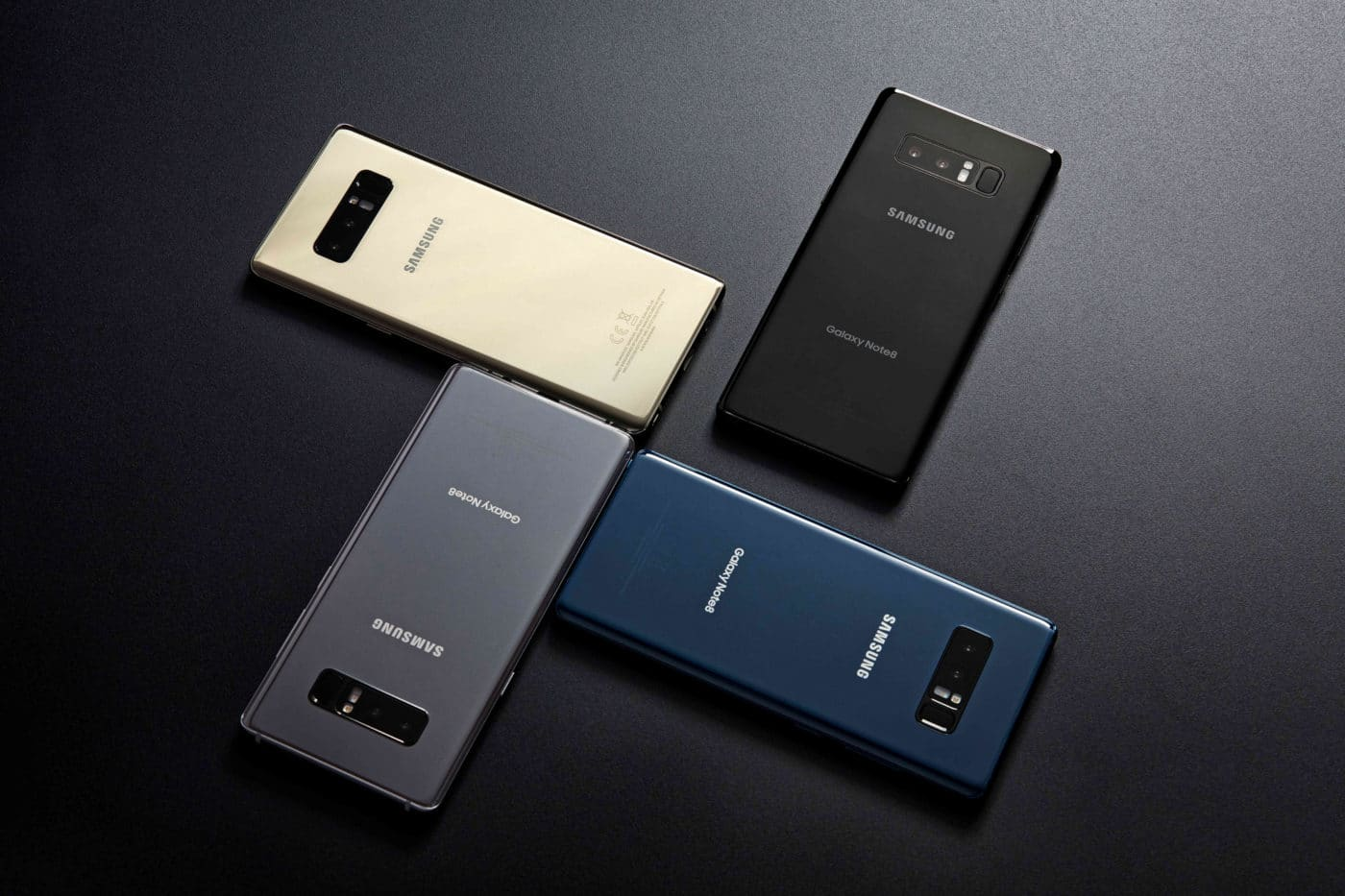 Samsung Galaxy Note 9 To Pack 3 AR-Ready OIS Enabled Cameras, Schematics Suggest 1