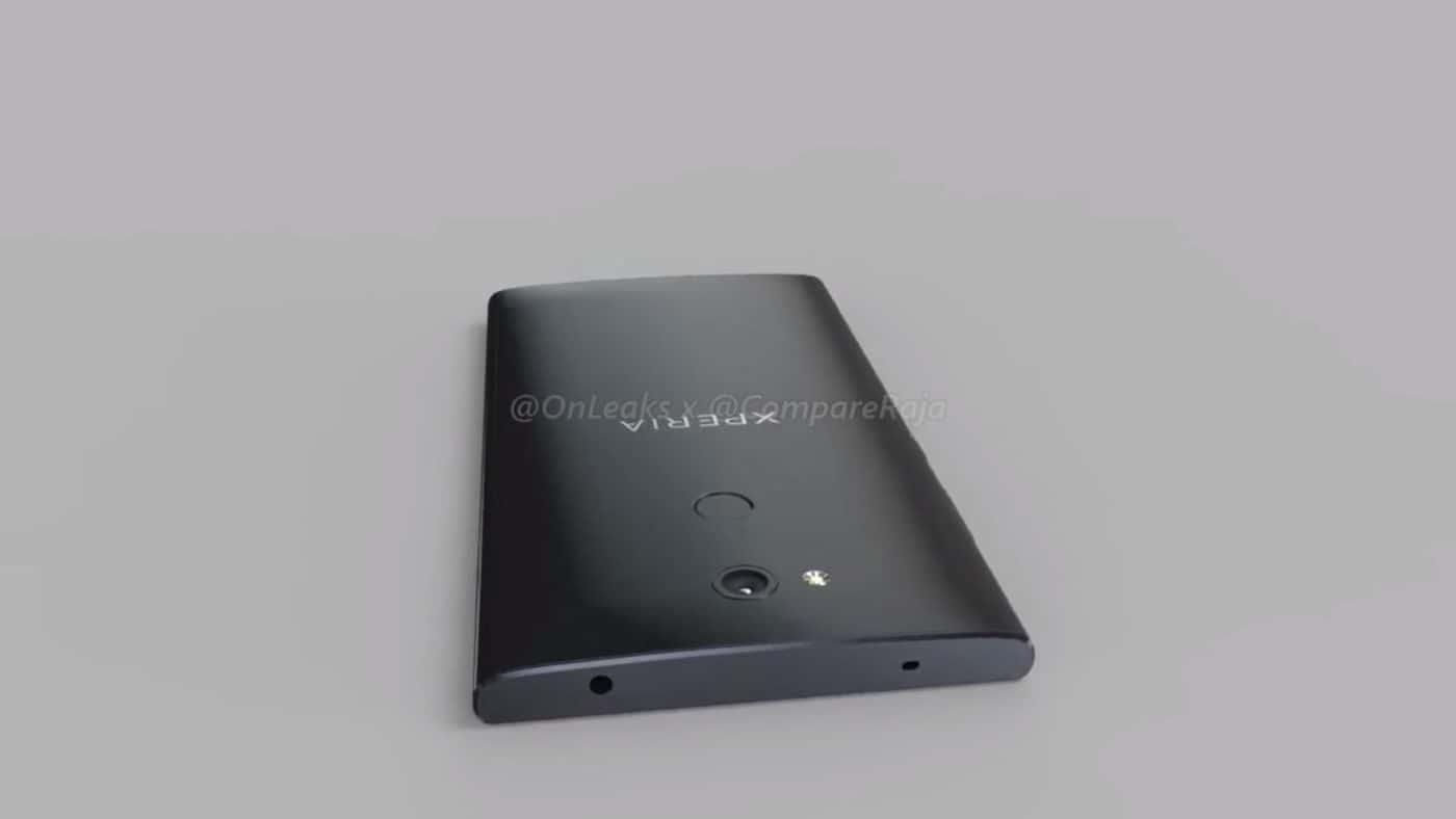 Sony's Xperia L2 360° Renders Emerge Online 1