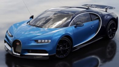 The Bugatti Chiron Makes Its Way Onto Forza Motorsport 7 With The New Dell Gaming DLC Car Pack 1