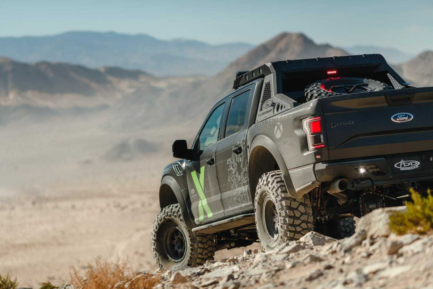 Forza Motorsport 7 Is Getting A New 2017 Ford F-150 Raptor Xbox One X Edition 1