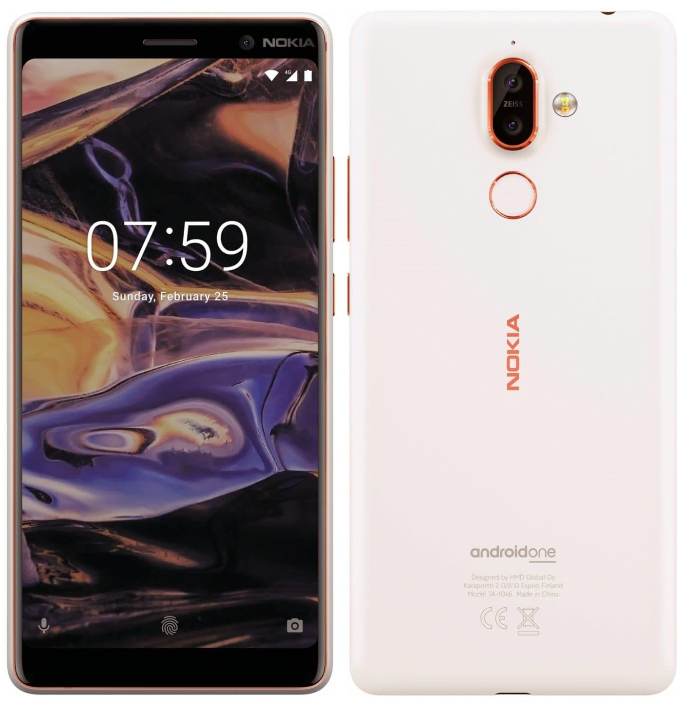 Nokia's Working On The 7 Plus? Renders Leak 1
