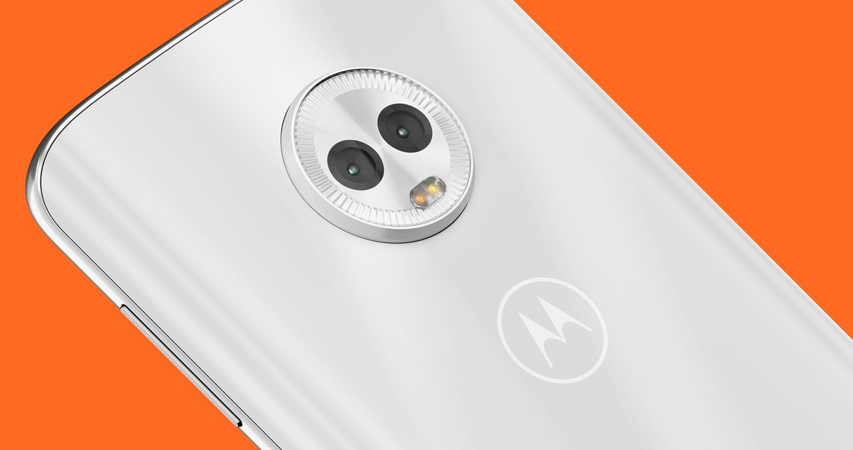 The Motorola Moto G6 Plus Leaked From Official marketing materials | @rquandt