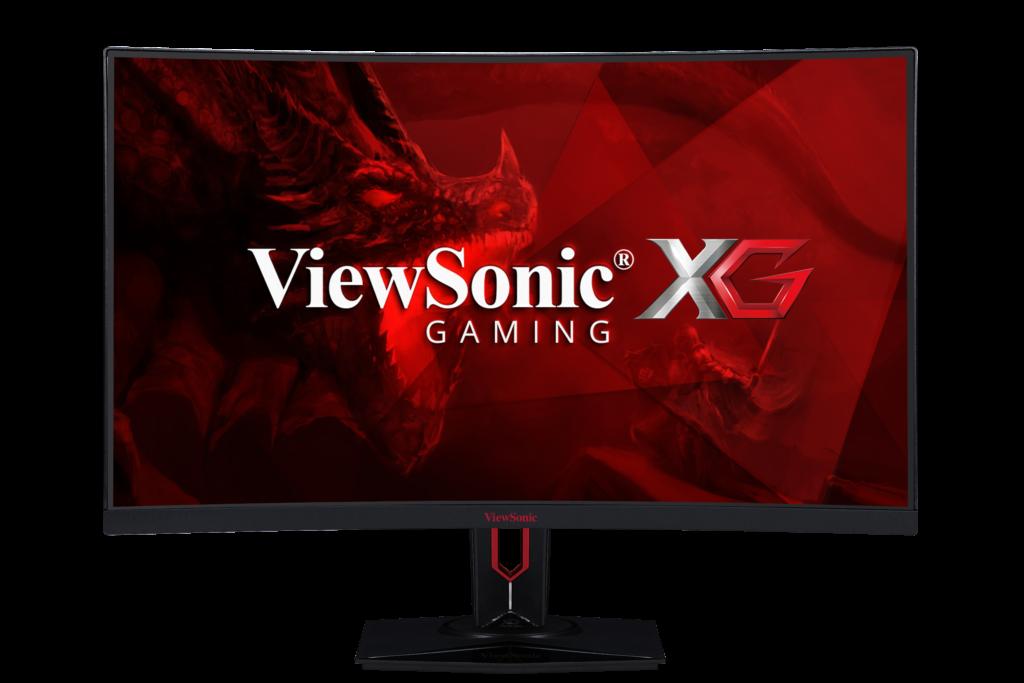 The ViewsonicXG3240C features a QHD 2560 x 1440 144Hz VA panel.