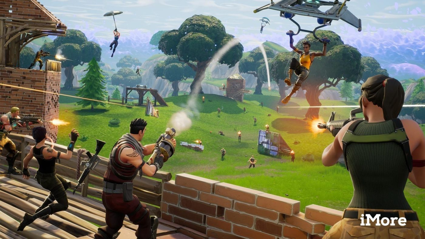 Fortnite Content No Longer Need Massive Updates With v3.4, Adds A Vending Machine Too 3