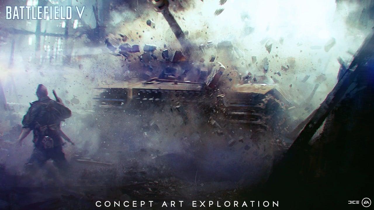 Battlefield V Would Have a Battle Royale Mode 1