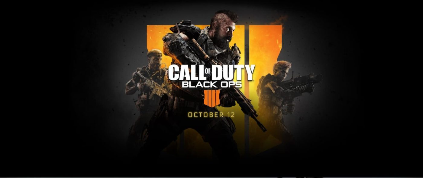 Call of Duty Black Ops 4 Is Here, Its Amazing! 1