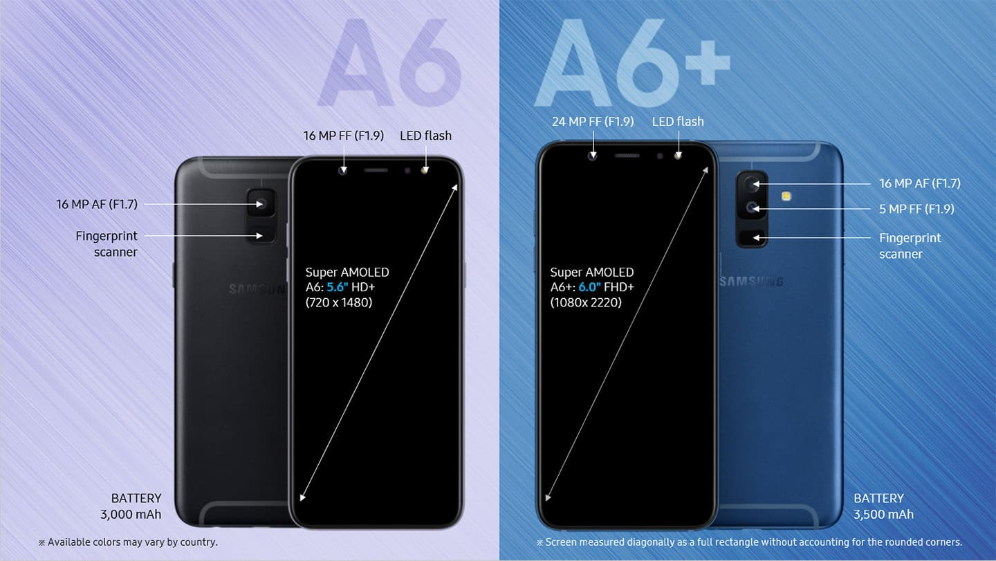 Samsung Makes The Galaxy A6 and A6+ Official In Indonesia 7