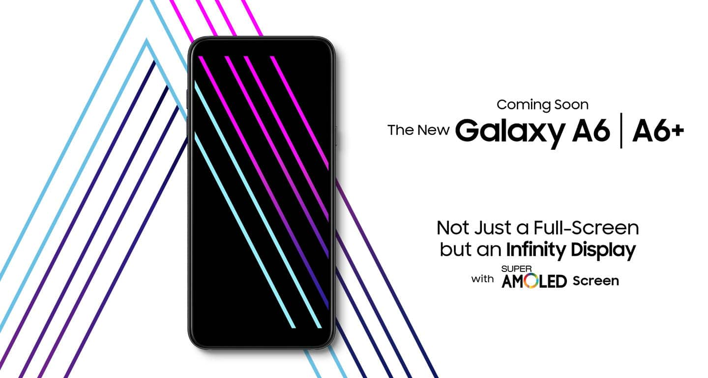 Samsung Makes The Galaxy A6 and A6+ Official In Indonesia 5