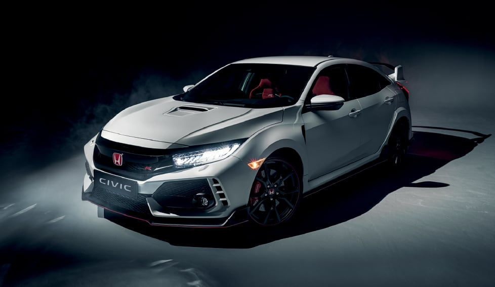 Forza Motorsport 7's May Update Is All About Honda's Civic Type R 1