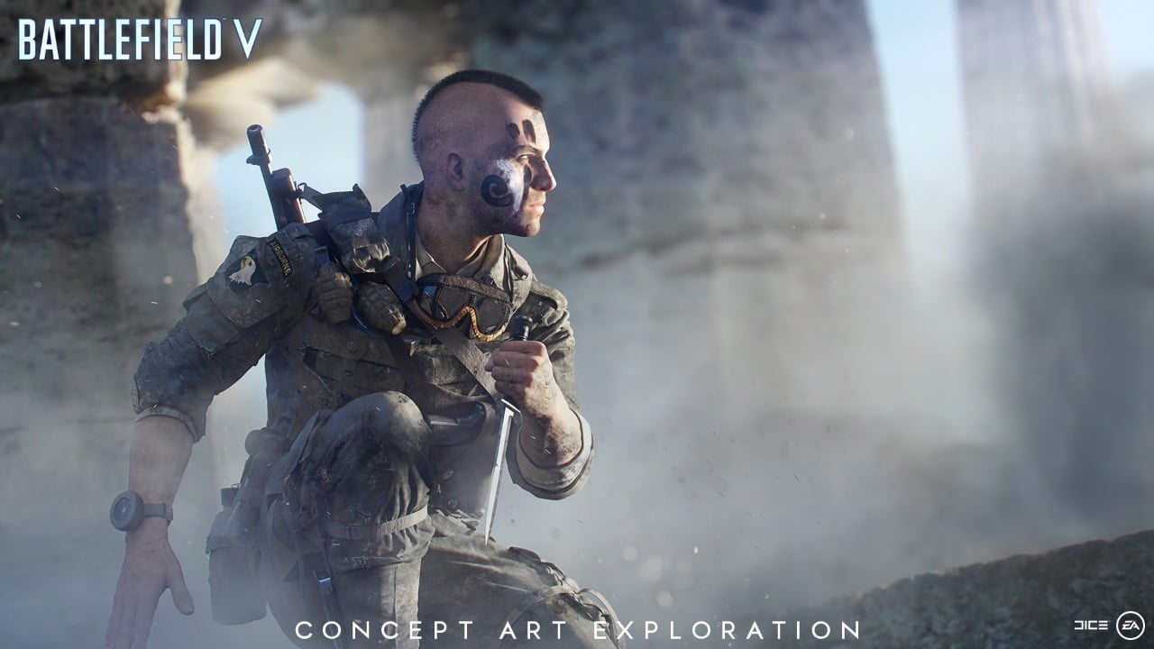 EA Unveils Battlefield V, Set To RIP WWII 1