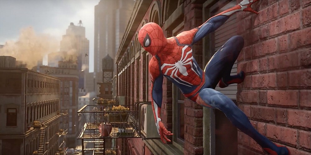 """What to Expect from New PS4 """"Spider-Man"""" Game? 3"""