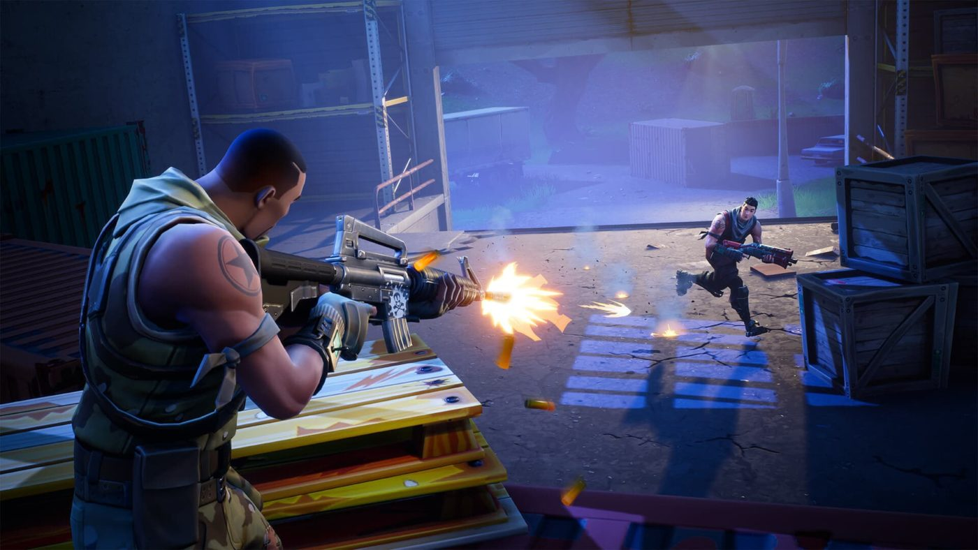 Epic Games Is Planning To Nerf Building In Fortnite 1