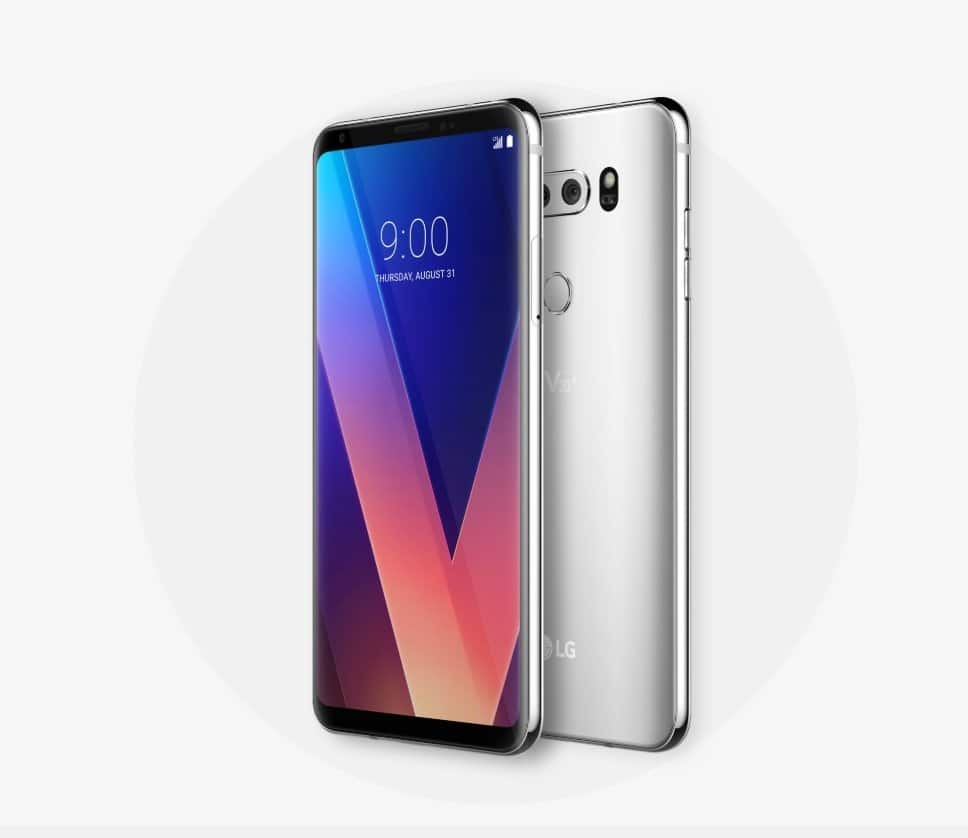 LG Teases The V40 ThinQ - Expected To Pack A Triple Camera Setup On Its Rear 1