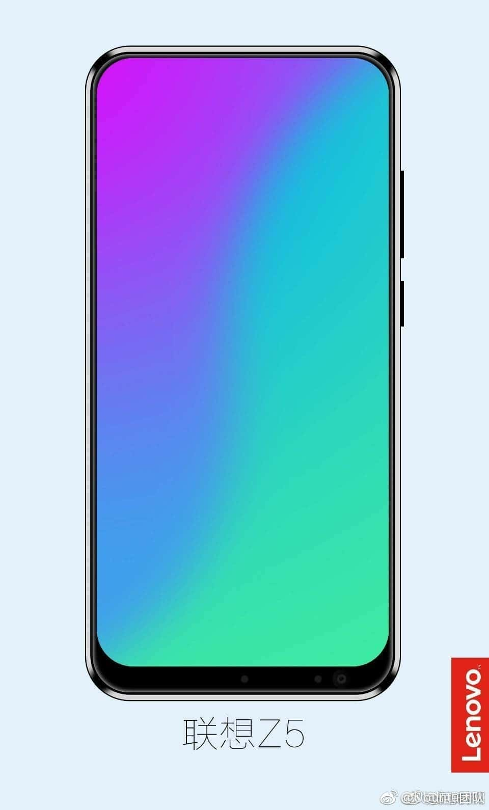 Leaked Lenovo Z5 Poster Reveals What Xiaomi Should Have Done Long Ago 1