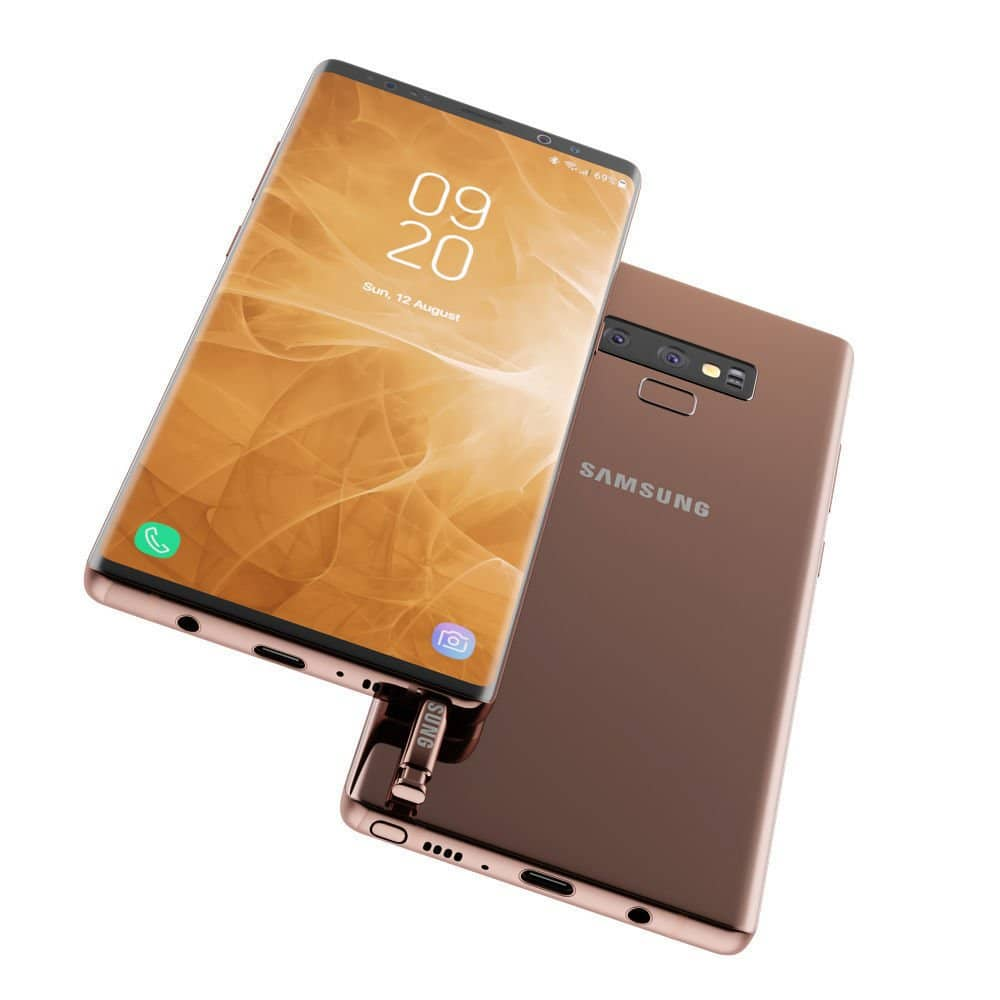 Samsung Galaxy Note 9's S Pen Would Perform Special Functions, Reports Suggest 4